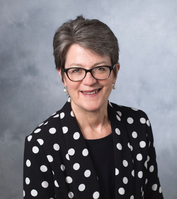 Bishop Sally Dyck